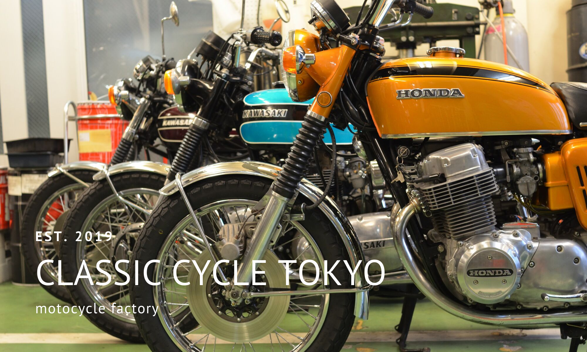 classic cycle tokyo